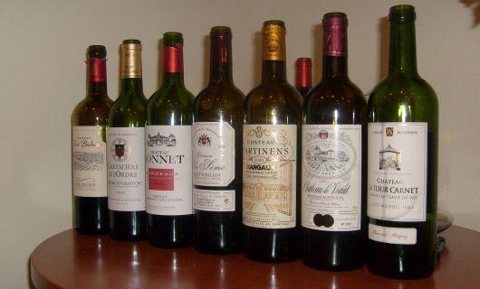 Bordeaux Toujour (Degustare de grup)