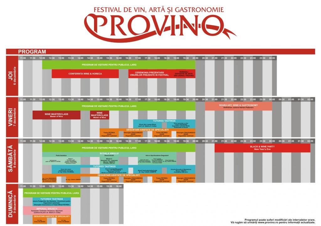 program PROVINO 16nov1 1024x723 Programul Provino Iasi 2012
