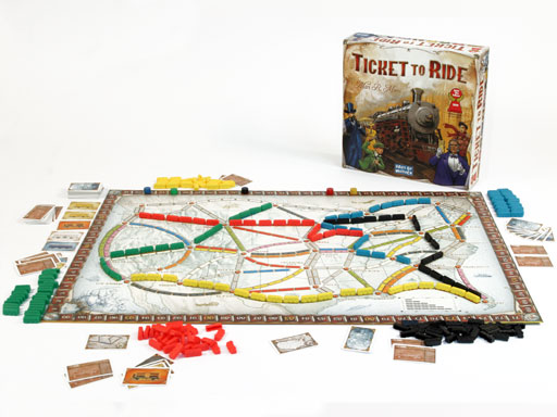 tt Ticket to Ride