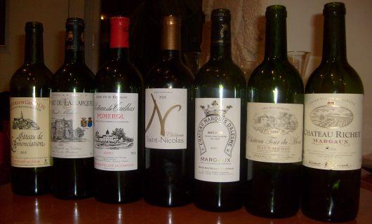 Testamentul francez: Bordeaux